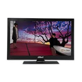 "Differo Sense 19"" Monitor-TV"