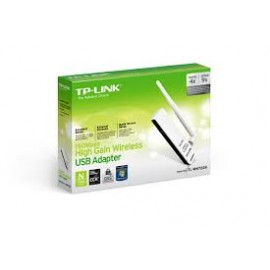 TP-LINK WIRELESS USB ADAPTER 150MBPS MOD. TL-WN722N (ANTENA)