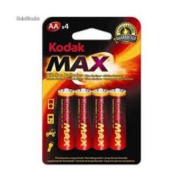 KODAK MAX AA 1.5V (X4UND)