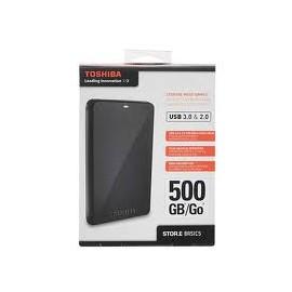 HDD 2.5 TOSHIBA 500GB