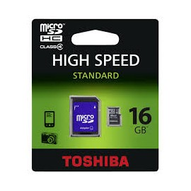 HIGH SPEED TOSHIBA 16GB
