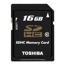 TARJETA MICRO SD TOSHIBA 16GB (CLASS 4)